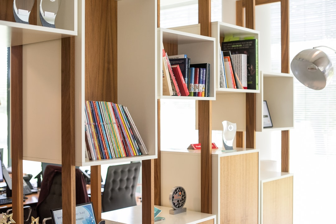 bibliotheque chic